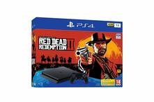 PlayStation4 1TB F + Red Dead Redemption 2