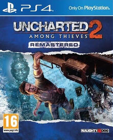 Sony Uncharted 2: Among Thieves Remastered, PS4 videogioco PlayStation 4 Francese