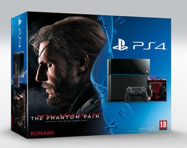 Videogioco Playstation 4 + Metal Gear Solid V: The Phantom Pain PlayStation4