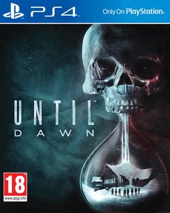 Videogioco Until Dawn PlayStation4