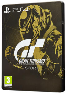 Gran Turismo Sport (Special Edition in Steelbook) - PS4
