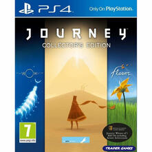 Sony Journey - Collector's Edition, PS4 videogioco PlayStation 4 Collezione Francese