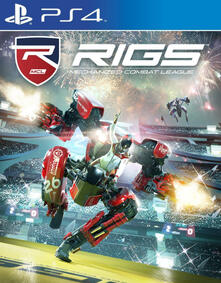 Sony RIGS Mechanized Combat League, PS VR videogioco PlayStation 4 Basic Francese