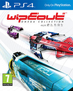 Wipeout Omega Collection - PS4 - 2