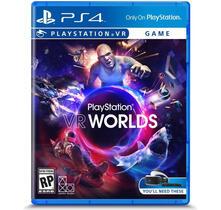Sony PlayStation VR Worlds, PS4 videogioco PlayStation 4 Basic ESP