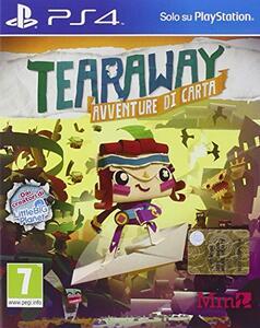 Tearaway Avventure di Carta