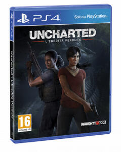 Uncharted. L'eredità perduta - PS4 - 4