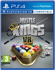 Sony Hustle Kings VR - PS4