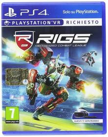 Rigs: Mechanized Combat League (Playstation Vr) (Ita)