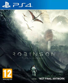 Sony Robinson: The Journey, Inglese - PS4