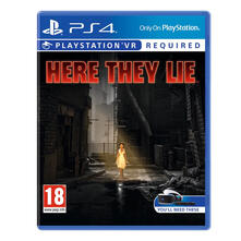 Sony Here They Lie - PS4