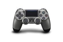 Sony DualShock 4 Gamepad PlayStation 4 Analogico/Digitale Bluetooth Nero, Metallico