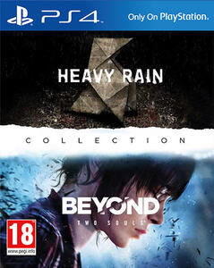 Heavy Rain & Beyond Two Souls Collection - 2