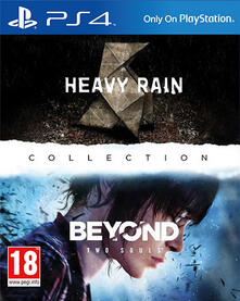 Sony The Heavy Rain & BEYOND: Two Souls Collection videogioco PlayStation 4 Collezione Francese