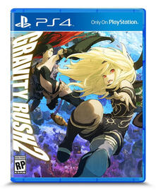 Sony Gravity Rush, PS4 videogioco PlayStation 4 Basic Francese