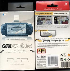 PSP Sony Go! Explore + Ricevitore GPS - 2