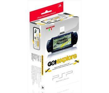 PSP Sony Go! Explore + Ricevitore GPS - 5