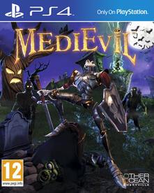Sony MediEvil, PS4 videogioco PlayStation 4 Basic ESP
