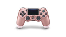 Sony DualShock 4 Gamepad PlayStation 4 Analogico/Digitale Bluetooth Rose Gold