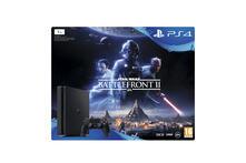 Sony PlayStation 4 1TB + StarWars Battlefront II Nero 1000 GB Wi-Fi