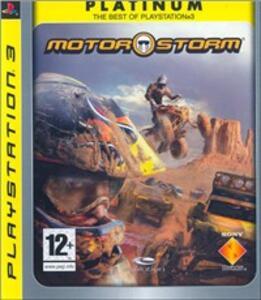 Motorstorm Platinum - 2