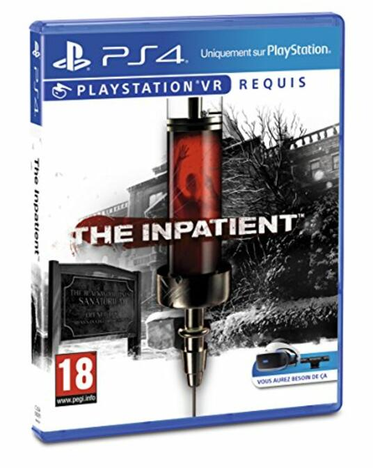 The Inpatient VR PS4 - 2