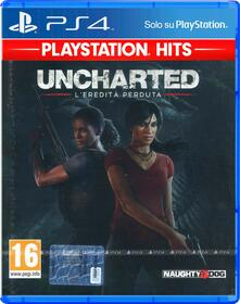 Uncharted: L'Eredità Perduta [PlayStation Hits] - PlayStation 4