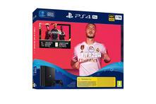 Sony Playstation 4 Pro + FIFA 20 + Voucher Nero 1000 GB Wi-Fi