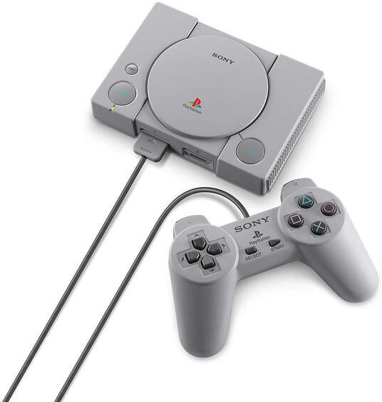 Sony PlayStation Classic - 4