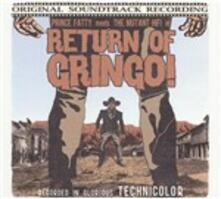 Return of Gringo - CD Audio di Prince Fatty,Mutant HiFi