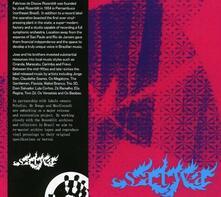 Satwa - CD Audio di Lailson,Lula Cortes