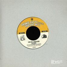 Transistor Cowboy - Vinile LP di Prince Fatty,Mutant HiFi