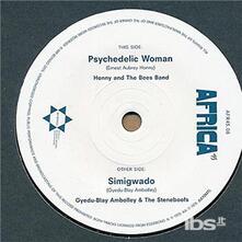 Psychedelic Woman - Simigwado - Vinile LP di Honny,Bees Band