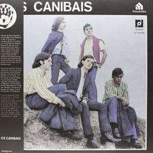 Os Canibais - Vinile LP di Os Canibais