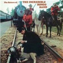 The Return of The Incredible Bongo Band - Vinile LP di Incredible Bongo Band