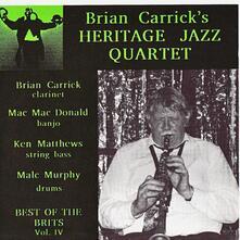 Best of the Brits... - CD Audio di Brian Carrick