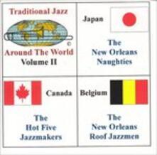 Traditional Jazz Around the World vol.2 - CD Audio