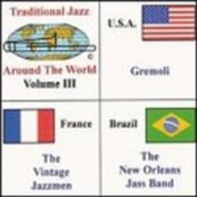 Traditional Jazz Around the World vol.3 - CD Audio