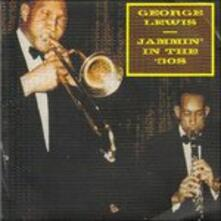 Jammin In The 50s - CD Audio di George Lewis