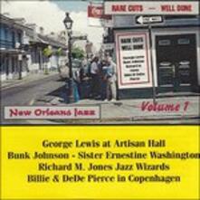 Rare Cuts - Well Done - CD Audio di George Lewis