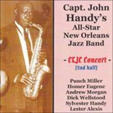 At the Connecticut - CD Audio di John Handy