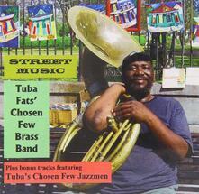 Chosen Few Brass Band - CD Audio di Tuba Fats