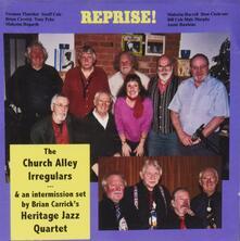 Church Alley Irregulars - CD Audio di Brian Carrick