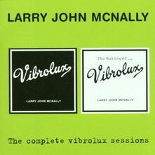 Vibrolux 1 & 2 - CD Audio di Larry John McNally