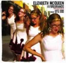 Happy Doing What We're Doing - CD Audio di Elizabeth McQueen,FireBrands