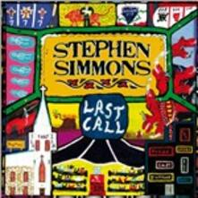 Last Call - CD Audio di Stephen Simmons