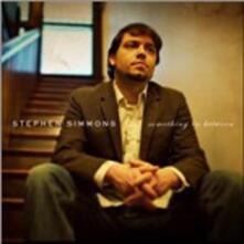 Something in Between - CD Audio di Stephen Simmons