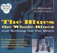 Blues, Whole Blues and no - CD Audio