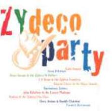 Zydeco Party - CD Audio