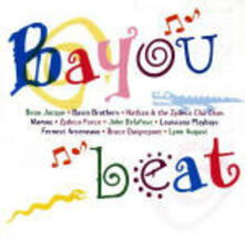 Bayou Beat - CD Audio